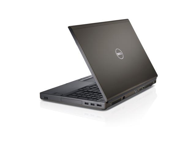 Refurbished: Dell Precision M4800 Intel Core i7-4810MQ X4 2 8GHz 16GB 512GB  SSD 15 6