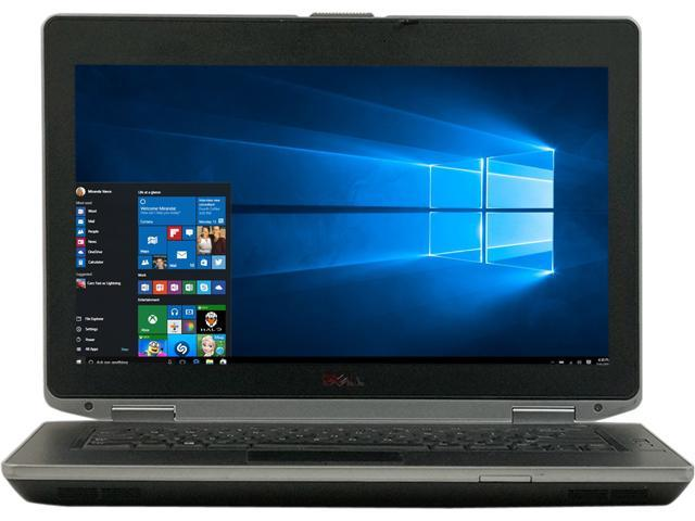 Refurbished: DELL Laptop Latitude E6430 Intel Core i5 3320M (2 60 GHz) 4 GB  Memory 500 GB HDD Intel HD Graphics 4000 14 0