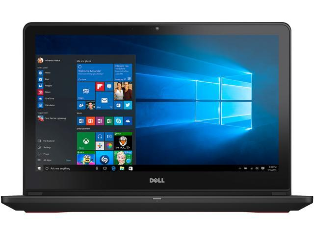 DELL Inspiron i7559-2512BLK Gaming Laptop Intel Core i7 6700HQ (2 60 GHz) 8  GB Memory 1 TB HDD 8 GB SSD NVIDIA GeForce GTX 960M 4 GB GDDR5 15 6