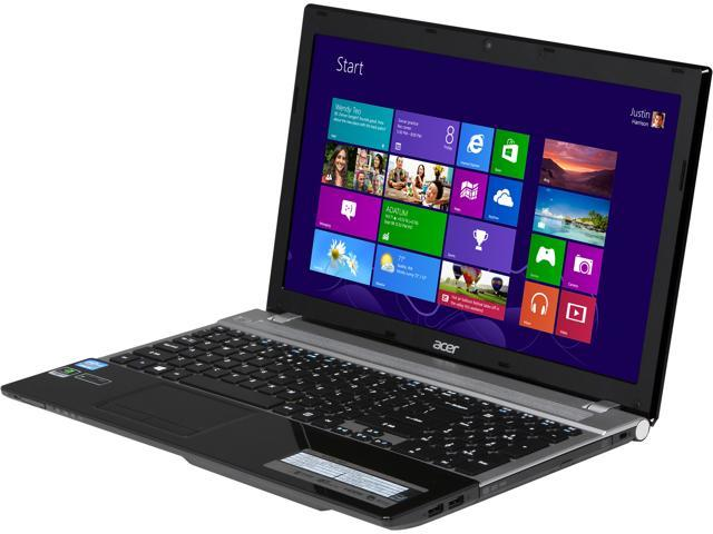 Acer Laptop Aspire V3 571G 6622 Intel Core I5 3rd Gen 3230M 260