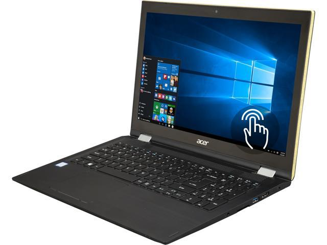 Acer Spin SP315-51-757C Intel Core i7 7th Gen 7500U (2.70 GHz) 12 GB Memory 1 TB HDD 15.6