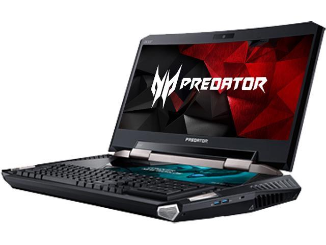 Acer GX21-71-76ZF Gaming Laptop Intel Core i7-7820HK 2 9 GHz 21