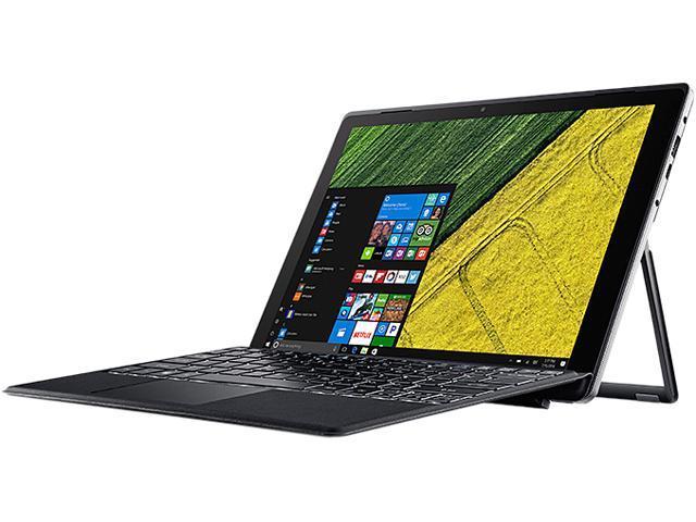 "Acer Switch 5 SW512-52-77CB Intel Core i7 7th Gen 7500U (2.70 GHz) 8 GB Memory 512 GB SSD Intel HD Graphics 620 12"" Touchscreen 2160 x 1440 Detachable 2-in-1 Laptop Windows 10 Home 64-Bit"