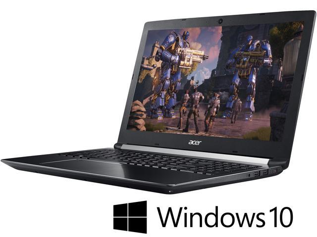 "Acer Aspire 7 A715-72G-72ZR 15.6"" IPS Intel Core i7 8th Gen 8750H (2.20 GHz) NVIDIA GeForce GTX 1050 Ti 8 GB Memory 128 GB SSD 1 TB HDD Windows 10 Home 64-bit Gaming Laptop -- ONLY @ NEWEGG"