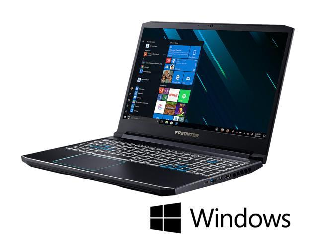 "Acer Predator Helios 300 PH315-52-72EV 15.6"" 144 Hz IPS Intel Core i7 9th Gen 9750H (2.60 GHz) NVIDIA GeForce RTX 2060 16 GB Memory 512 GB SSD Windows 10 Home 64-bit Gaming Laptop"