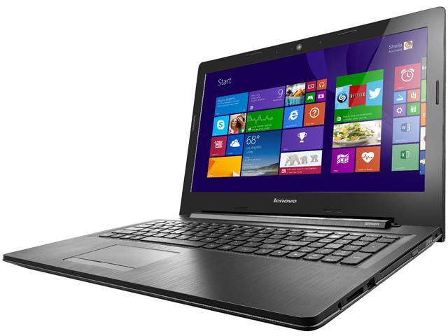 Lenovo Laptop G50 (80E301GUUS) AMD A8-Series A8-6410 (2 00 GHz) 4 GB Memory  500 GB HDD AMD Radeon R5 Series 15 6
