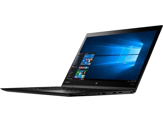 Used - Very Good: Lenovo Thinkpad X1 Yoga 20FQ001WUS Intel Core i7 6th Gen  6500U (2 50 GHz) 8 GB Memory 256 GB SSD 14
