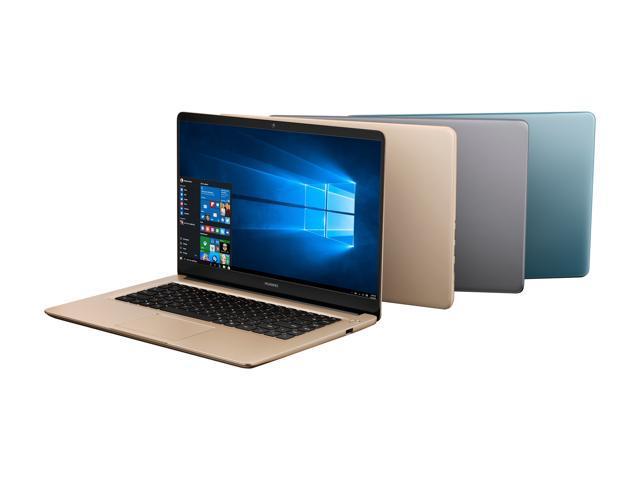Huawei Laptop MateBook D Signature Edition Intel Core i5 7th Gen 7200U  (2 50 GHz) 8 GB Memory 1 TB HDD NVIDIA GeForce 940MX 15 6