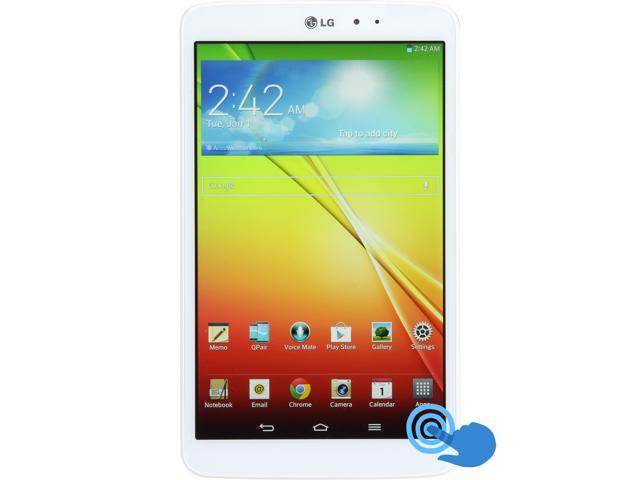 lg g pad 83 tablet quad core 2gb ram 16gb flash 83