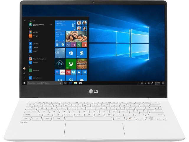 "LG Laptop Gram 13Z980-U.AAW5U1 Intel Core i5 8th Gen 8250U (1.60 GHz) 8 GB Memory 256 GB M.2 SATA SSD Intel UHD Graphics 620 13.3"" Windows 10 Home 64-Bit"