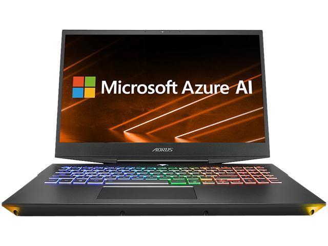 43d613030192 Aorus 15-XA-F74CDW Gaming Laptop Intel Core i7-9750H 2.60 GHz 15.6