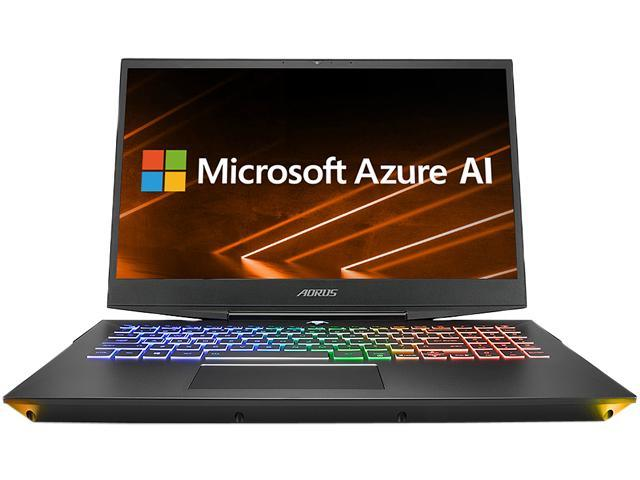 "Aorus 15-SA-F74ADW 15.6"" 144 Hz IPS Intel Core i7 9th Gen 9750H (2.60 GHz) NVIDIA GeForce GTX 1660 Ti 16 GB Memory 512 GB SSD Windows 10 Home 64-bit Gaming Laptop"