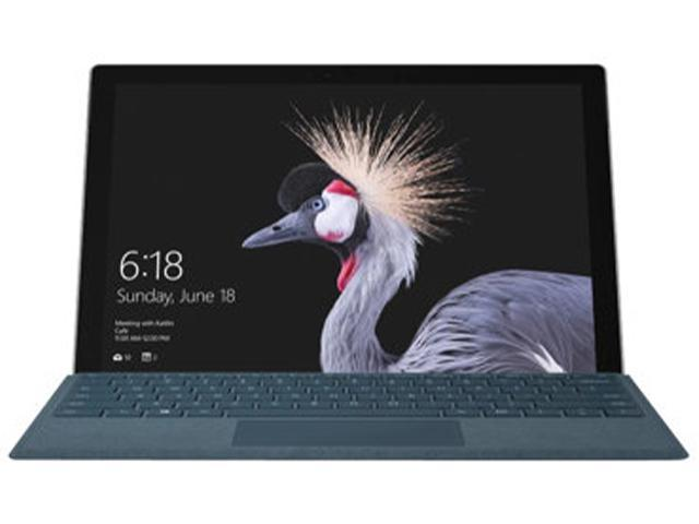 "Microsoft Surface Pro GWP-00001 Intel Core i5 7th Gen 7300U (2.60 GHz) 8 GB Memory 256 GB SSD Intel HD Graphics 620 12.3"" Touchscreen 2736 x 1824 2-in-1 Laptop Windows 10 Pro"