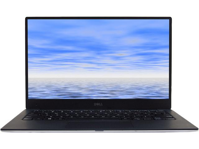 "DELL Laptop XPS 13 9350 Intel Core i7 6500U (2.50 GHz) 8 GB Memory 256 GB SSD 13.3"" Touchscreen Windows 10"