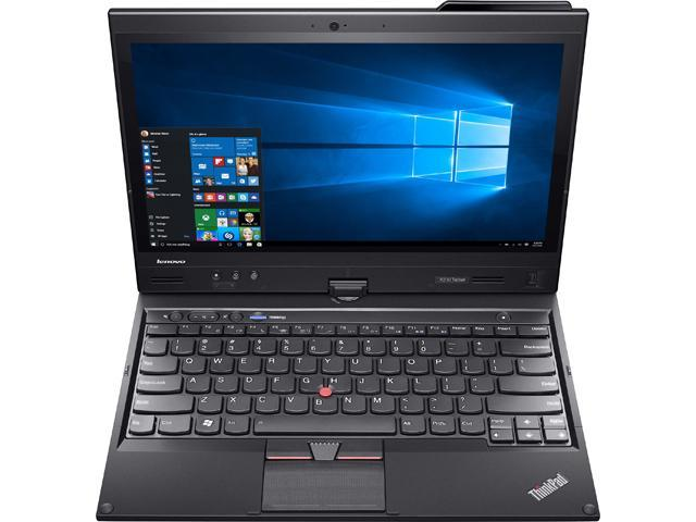 Refurbished: Lenovo Laptop ThinkPad X230T Intel Core i5 3rd Gen 3320M (2 60  GHz) 4 GB Memory 120 GB SSD Intel HD Graphics 4000 12 5