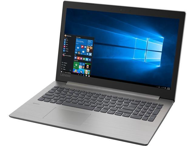 Lenovo Laptop IdeaPad 330-15AST 81D600K2US AMD A6-Series A6-9225 (2 60 GHz)  8 GB Memory 128 GB SSD AMD Radeon R4 Series 15 6