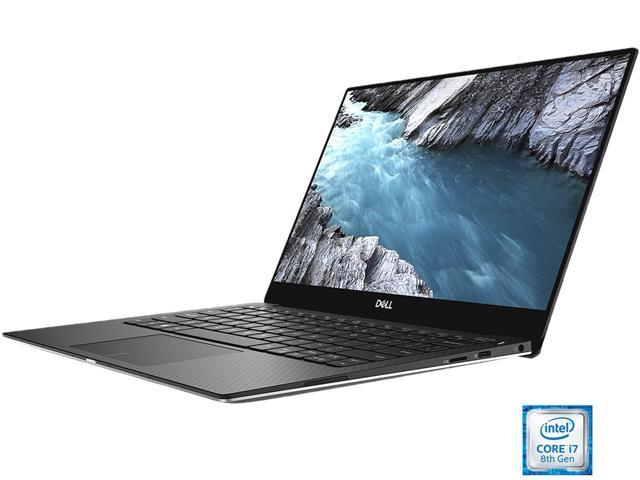 DELL Laptop XPS XPS9370-7040SLV Intel Core i7 8th Gen 8550U (1.80 GHz) 16 GB Memory 1 TB PCIe SSD Intel UHD Graphics 620 13.3