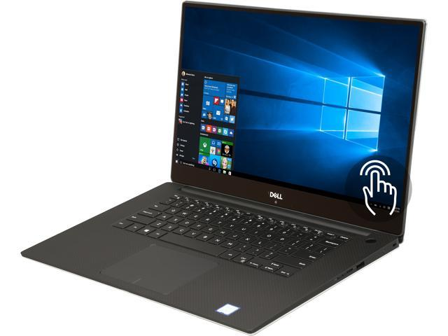 "DELL Laptop XPS 15-9570 XPS9570-5804SLV Intel Core i5 8th Gen 8300H (2.30 GHz) 8 GB Memory 256 GB M.2 PCIe SSD NVIDIA GeForce GTX 1050 15.6"" 4K/UHD Touchscreen Windows 10 Home 64-Bit"