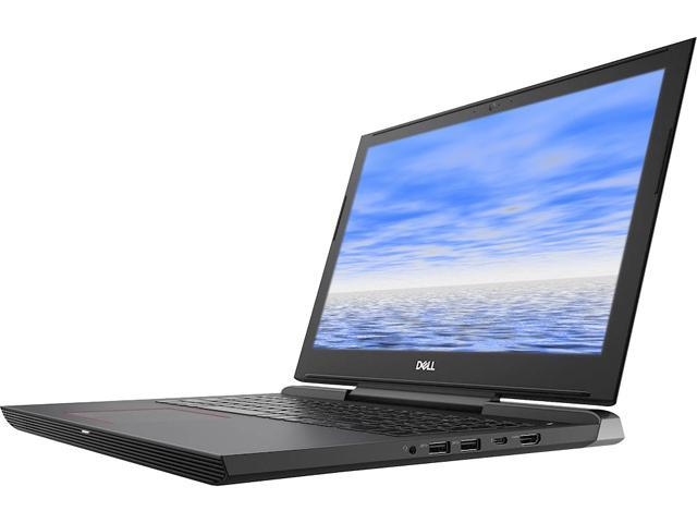 DELL Inspiron 15 7000 I7577-7272BLK-PUS Gaming Laptop Intel Core i7-7700HQ  2 80 GHz 15 6