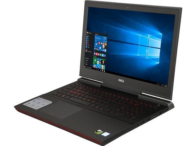 879.99 - DELL Inspiron 15 7567 i7567-7277BLK-PUS 15.6 Intel Core i7 7th Gen 7700HQ 2.80 GHz NVIDIA GeForce GTX 1050 Ti 16 GB Memory 128 GB SSD 1 TB HDD Windows 10 Home 64-Bit Gaming Laptop