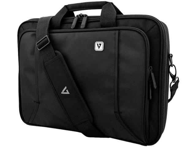 V7 Professional Ccp16 Blk 9n Carrying Case Briefcase For 16