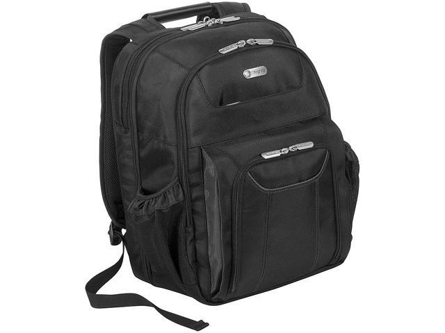 "Targus 16"" Checkpoint-Friendly Air Traveler Backpack - TBB012US ... 5ee663e3f7da2"