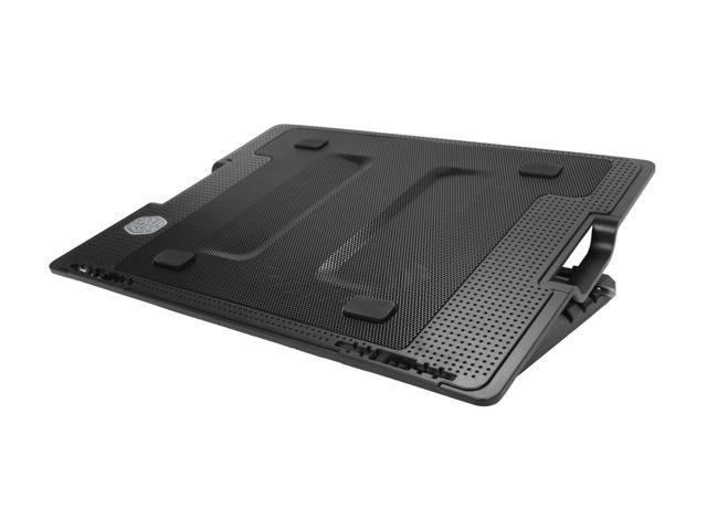 7ae28aab19e Cooler Master NotePal ErgoStand - Adjustable Laptop Cooling Stand with 140  mm Fan