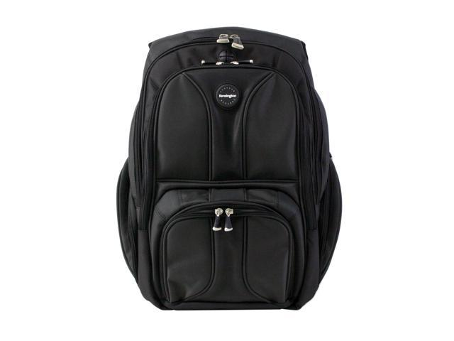 ecd15b5d1cb Kensington Black Contour Backpack Model K62238 - Newegg.com