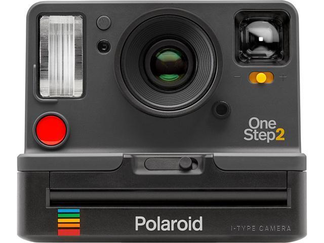 Polaroid Originals OneStep 2 VF - Graphite (9009) - Newegg com