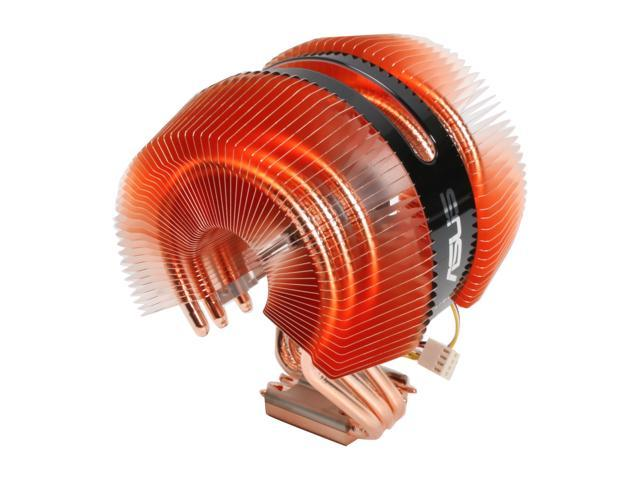 ASUS Silent Knight II 92mm Sleeve CPU Cooler