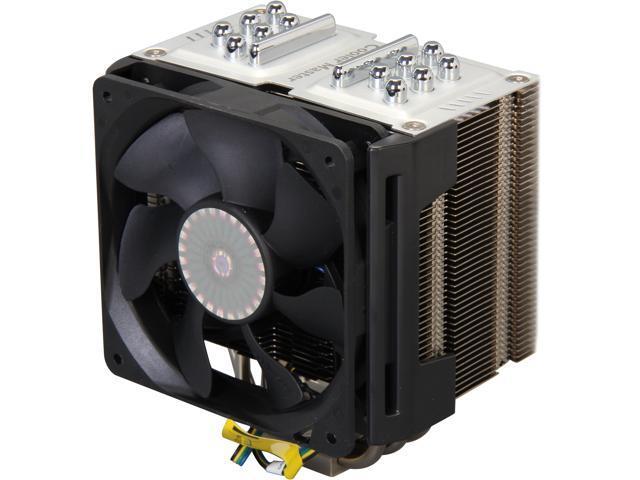 Cooler Master TPC 812 - High Performance CPU Cooler with 2 Vapor ...