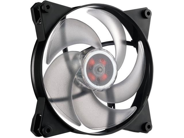 Cooler Master MasterFan Pro 140 Air Pressure RGB with Helicopter-Inspired  Fan Blade, Speed Profiles, Customizable Colors, and Noise Reduction