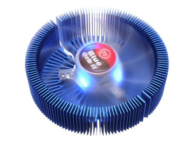 Thermaltake CL-P0257 Blue orb II CPU Cooler for LGA775 & K8 - Newegg com