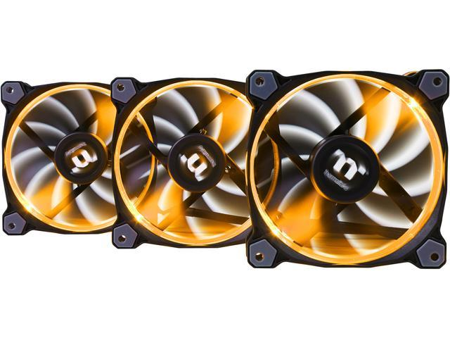 Thermaltake CL-F049-PL12SW-A 256 Color (Software Selected) LED Riing 12 RGB  Premium Edition Software Enabled Circular Case/Radiator Fan - Newegg com