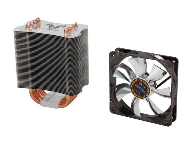 Evercool Ttc Nk85tz V2 Rb Titan Fenrir Cpu Cooler