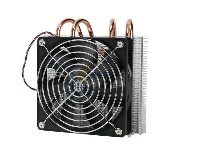 KINGWIN Revolution RVT-12025D 120mm H.D.T. CPU Cooler
