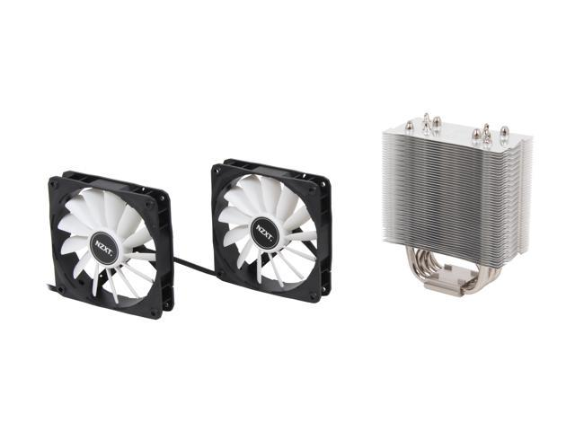 NZXT RC-HV120-01 120mm HAVIK 120 Dual Fan CPU Cooler