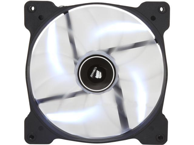 Corsair Air Series AF140 140mm White LED Quiet Edition High Airflow Fan  (CO-9050017-WLED) - Newegg com
