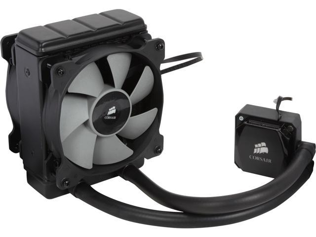 Corsair Certified CW-9060008-WW Hydro Series H80i  Water Cooler