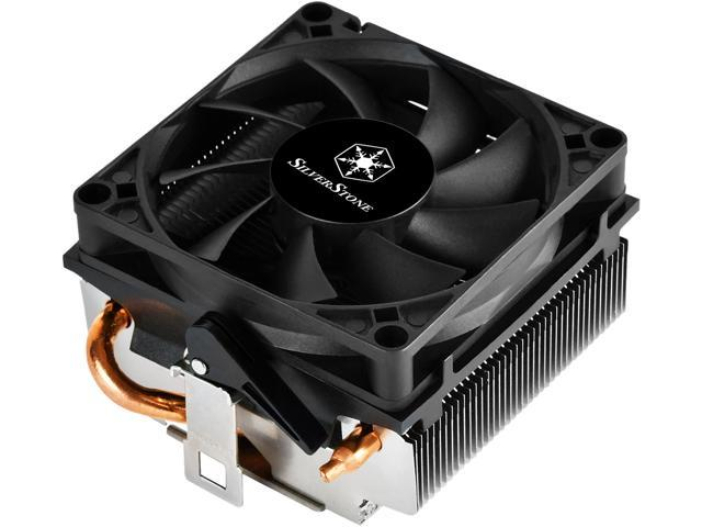 SILVERSTONE SST-KR01 80mm Dual ball bearing CPU Cooler