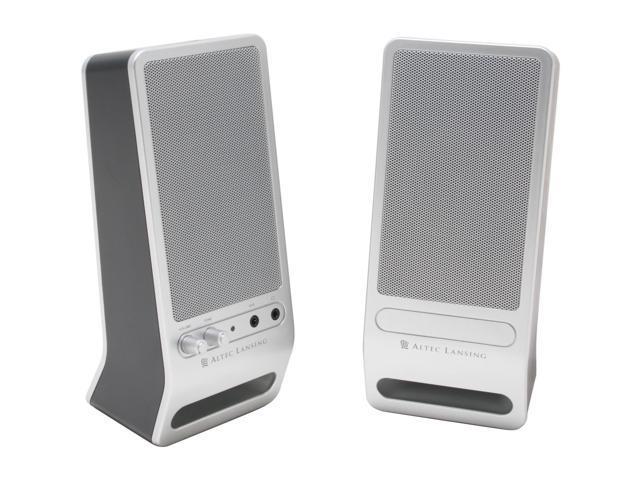 ALTEC LANSING VS2320 Speakers - Newegg com