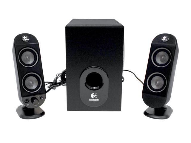 Logitech X-230 Speakers - Newegg com