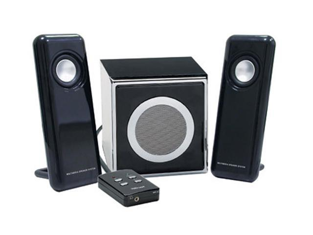 COM one B2SPK3DA 16 Watts 2.1 Speaker