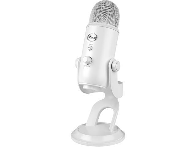 Blue Microphones Yeti USB Microphone - Whiteout Edition - Newegg ... 9cbaeaa4600c