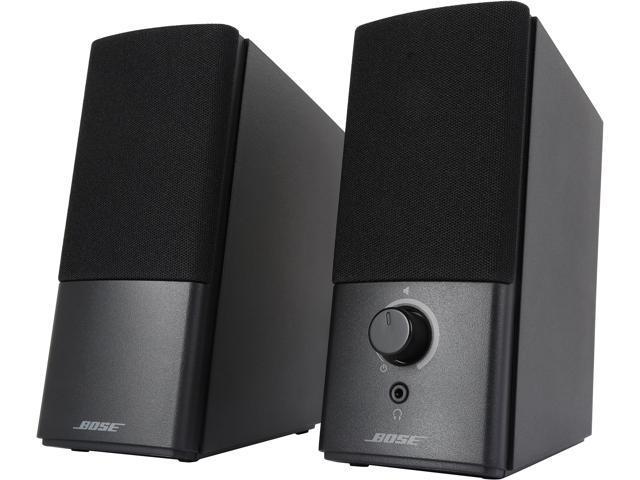0ab7999e33e Open Box  BOSE Companion 2 Series III Multimedia Speaker System ...