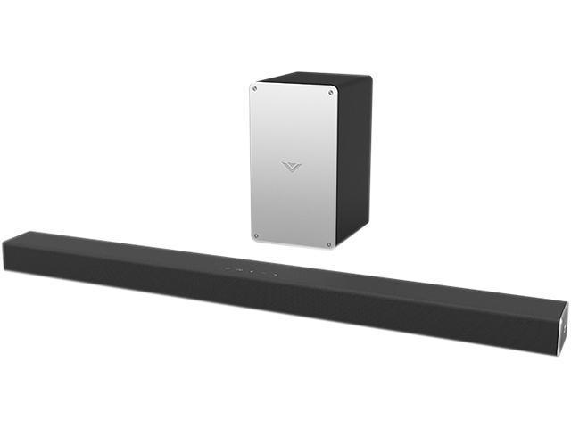 VIZIO SB3621n-E8 2 1 Sound Bar - Newegg com