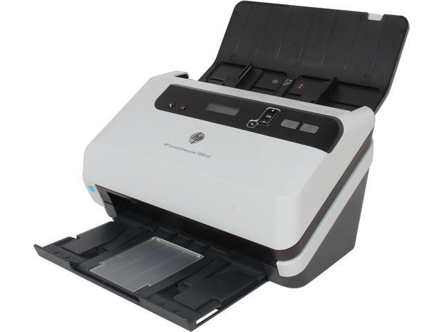 Hp scanjet enterprise 7000 s2 l2730a document scanner newegg hp scanjet enterprise 7000 s2 sheet feed scanner l2730abgj reheart Gallery