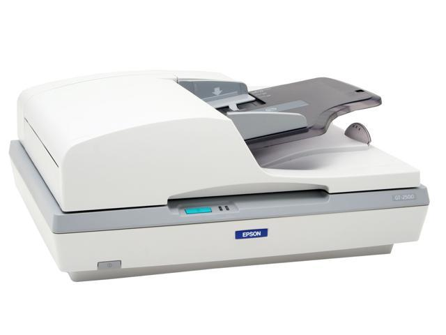 EPSON GT-2500 SCANNER DRIVERS UPDATE