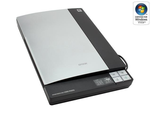 EPSON PERFECTION V200 PHOTO FLATBED SCANNER DRIVER FOR WINDOWS 10