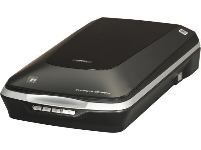 epson perfection v500 photo b11b189011 film photo flatbed color rh newegg com Epson Perfection V500 Review epson perfection v500 photo scanner instruction manual